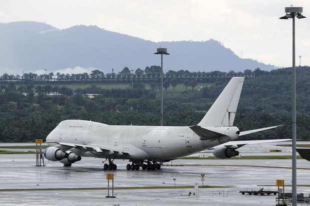 Have you lost a 747 jet? Airport seeks owners
